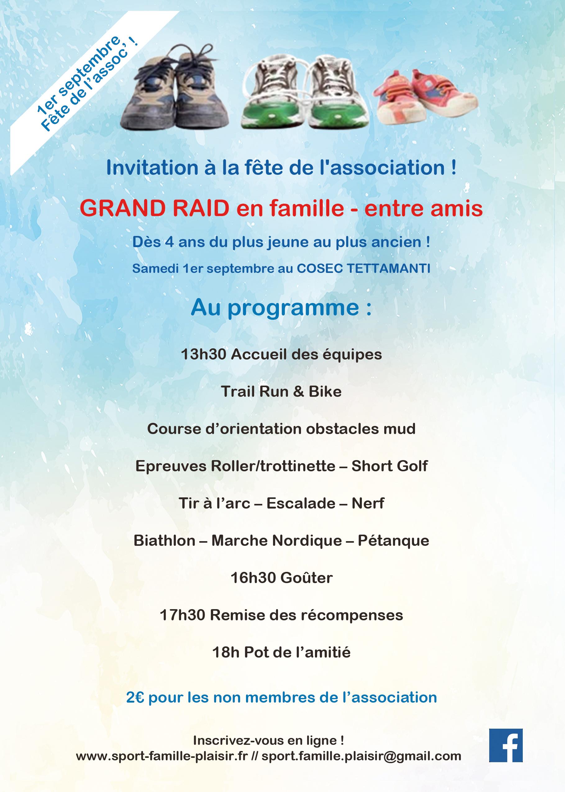 Grand RAID 2018