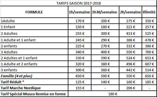 tarifs-2017-18