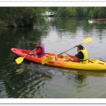 canoe-