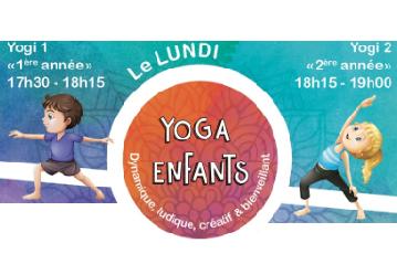 Yoga pour enfants !
